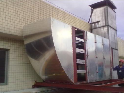 博罗锅炉废气