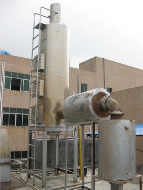 发电机尾气工程